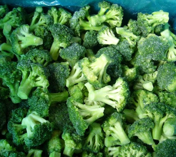*Cooks Notes:  If you like raw broccoli, then make sure it's cut small enough...