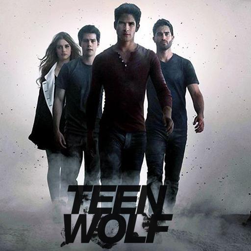 Teen Wolf Wallpaper Lock Screen HD