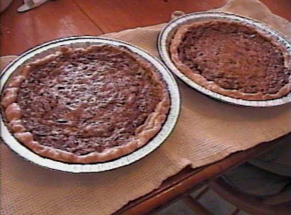 These Are Fresh Out Of The Oven And Smell Heavenly!!!  These Pies Use No Corn Syrup At All And Taste Fabulous!