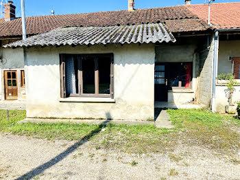 maison à Varennes-Saint-Sauveur (71)
