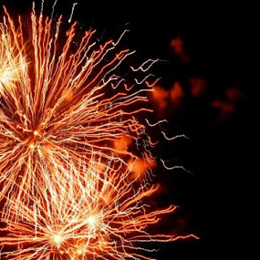 Fireworks by LaDawn Park - Public Holidays July 4th