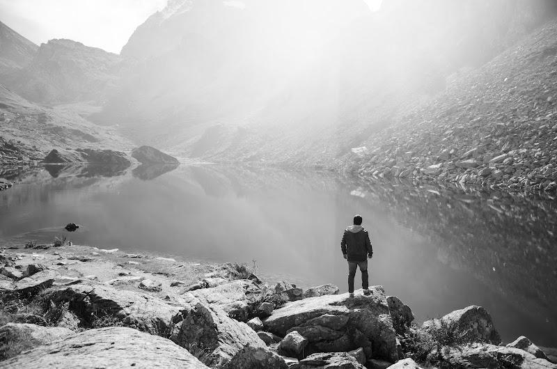 L'uomo e la natura di danilomateraphotography