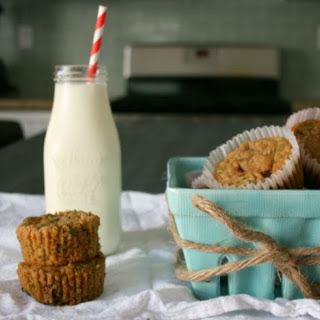 Gluten-Free Zucchini Chocolate Chip Muffins