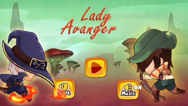Magic Adventure world : Lady Heroes apk screenshot