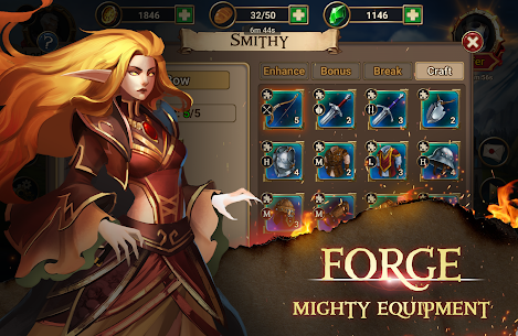 Chaos Lords Tactical RPG-mobile legendary PvE game 5