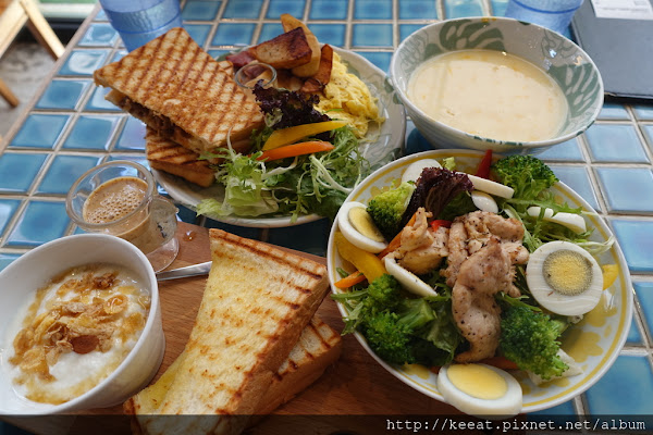 早午餐自由配 有料理&有野餐 @高雄市 @鳳山區 @大東站