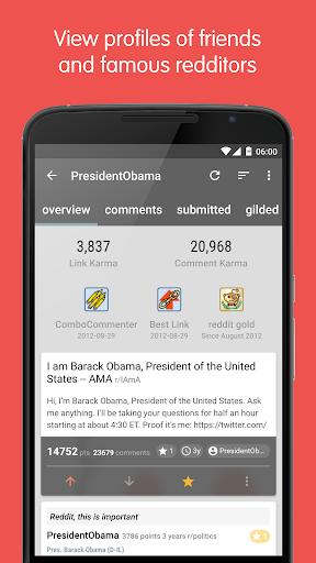 Now for Reddit Apk apps 6