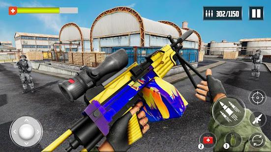 App Anti-Terrorism Commando Mission 2019 APK for Windows Phone