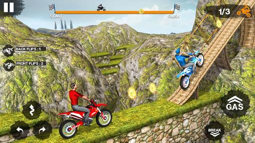 Stunt Bike Racing Tricks Master - Free Games 2020 1.0.2 screenshots 4