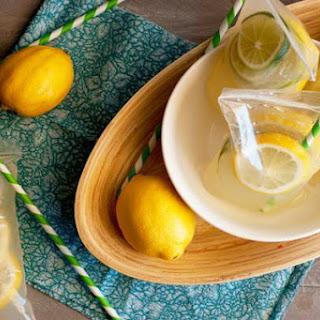 Adult Vodka Lemonade Juice Pouch.