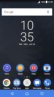 Six - [Xperia]- screenshot thumbnail