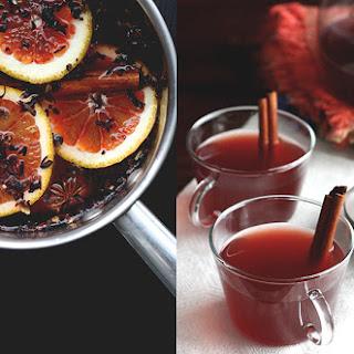 Spiced Hibiscus Tea Recipe