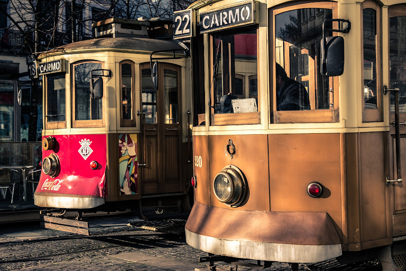 Historic tram di Leonardo Angelini
