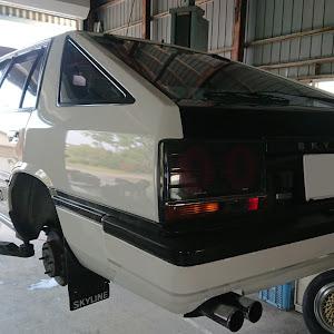 スカイライン R30 S58 HR30 GT-EX TURBOのカスタム事例画像 ハッチ君さんの2020年05月19日21:10の投稿