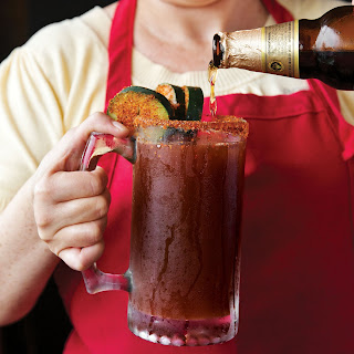 Spicy Michelada.