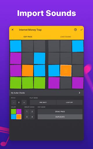 Drum Pads 24 - Music Maker 3.8 screenshots 15
