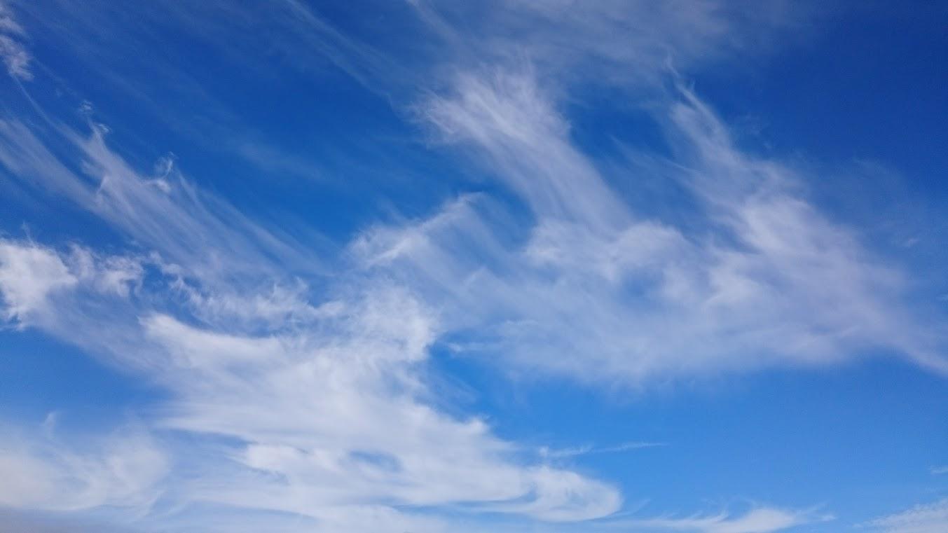 Sky over Madeira