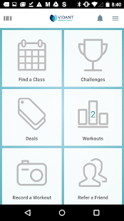 Vidant Wellness Center- screenshot thumbnail