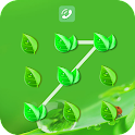 應用鎖主題皮膚綠色自然(超級應用鎖專用) icon
