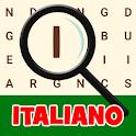 Italian! Word Search icon