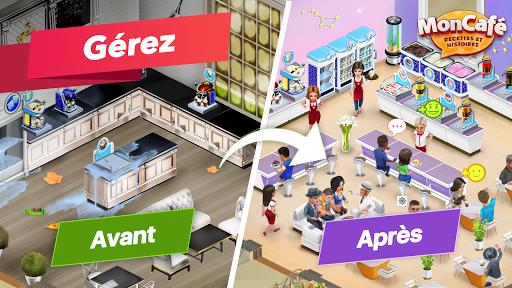 Code Triche My Café — jeu de restaurant  APK MOD (Astuce) screenshots 1
