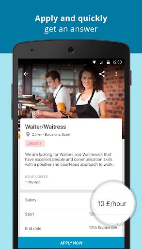 CornerJob - Job offers, Recruitment, Job Search 1.6 screenshots 2