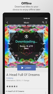 Playster - Music, Books & More- screenshot thumbnail