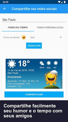 Tempo Brasil Clima XL PRO - previsão 10 dias screenshot 8