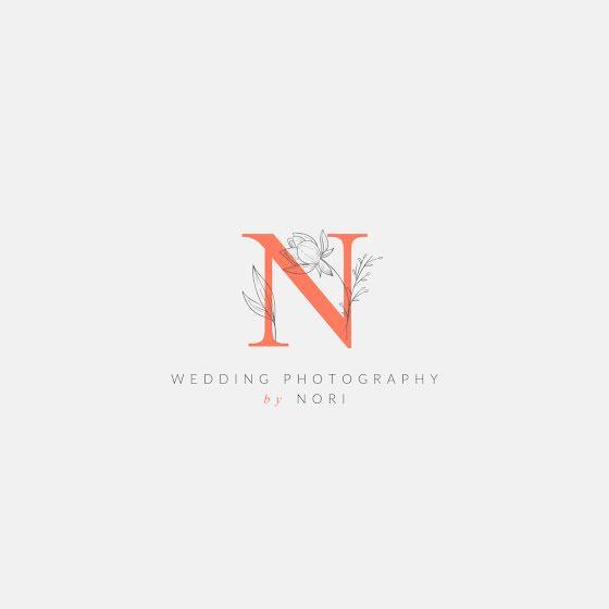 Nori Wedding Photography - Logo Template
