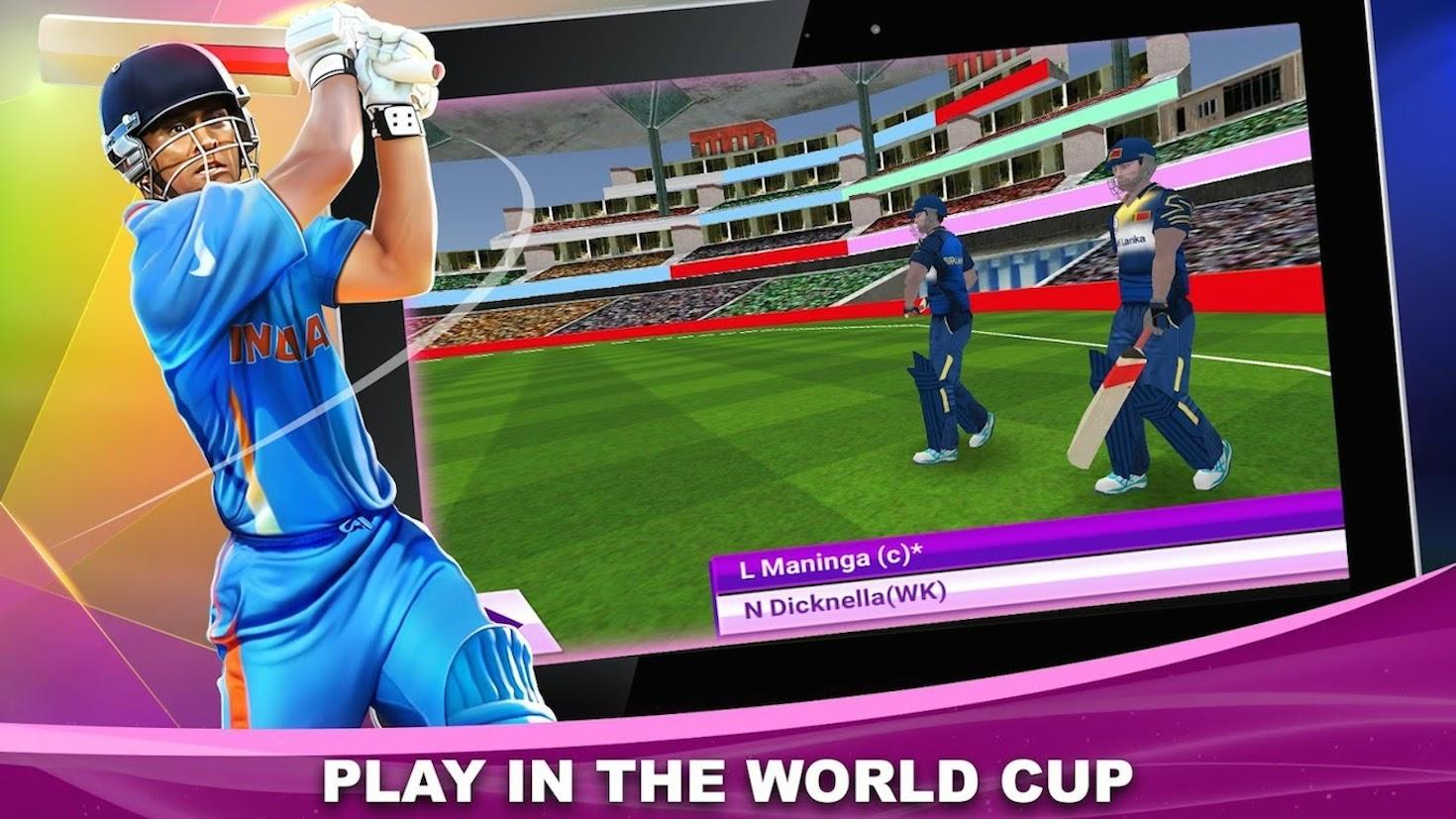 T20 Cricket Games 2017 HD 3D- screenshot