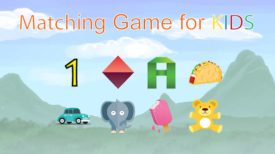 Download Matching Game for KIDS For PC Windows and Mac apk screenshot 1