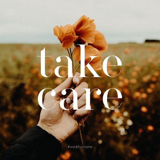 Take Care - Instagram Post Template