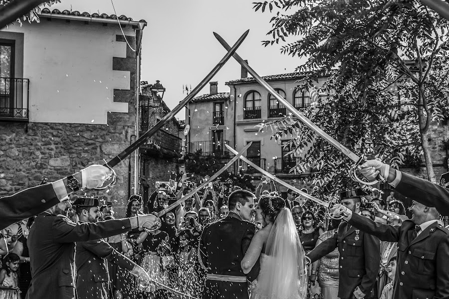 Wedding photographer Rafael ramajo simón (rafaelramajosim). Photo of 12.12.2016