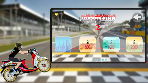 Indonesian Drag Street Racing Game 2018 1 screenshots 4