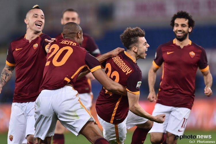 Sans Nainggolan, la Roma fait du surplace