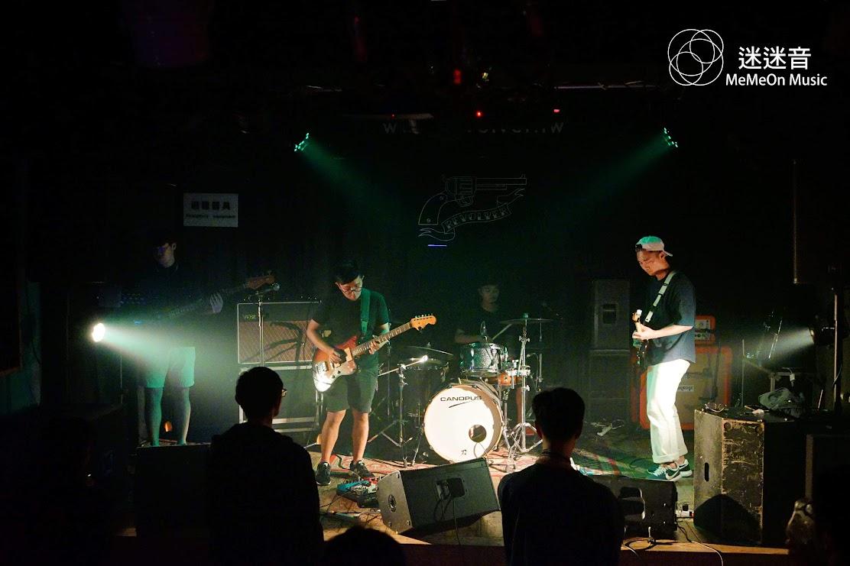 【迷迷現場】台灣後搖團 桑諾斯 Somnus 首張EP《double》發行巡迴台北場