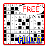 Fill it in crosswords, Words fit Puzzles