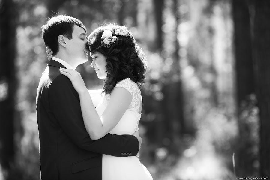 Свадебный фотограф Диана Гарипова (DianaGaripova). Фотография от 14.03.2017