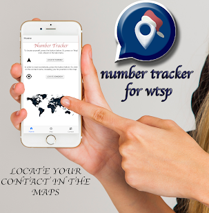 Number Tracker ?️ for WhatsappChat 2018 tracking - náhled