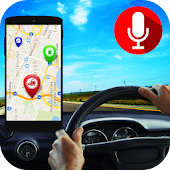 Voice Navigation Live Directions Guide Android APK Download Free By Creative Nodes
