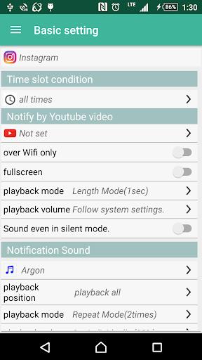 Message Notifier Pro - individual sound or remove. 1.7.7 Windows u7528 2