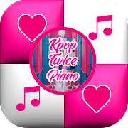 KPOP TWICE Heart Shaker Piano