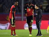 Euro U21: Dion Cools incertain, encore un souci pour Johan Walem?