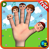 Finger Family Kids Video Songs