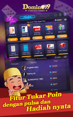 Domino QiuQiu:KiuKiu:99 1.3.3 screenshot 789125