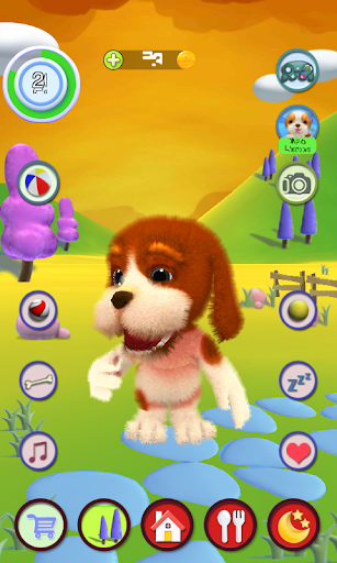 Talking Dog Basset 1.40 screenshots 1