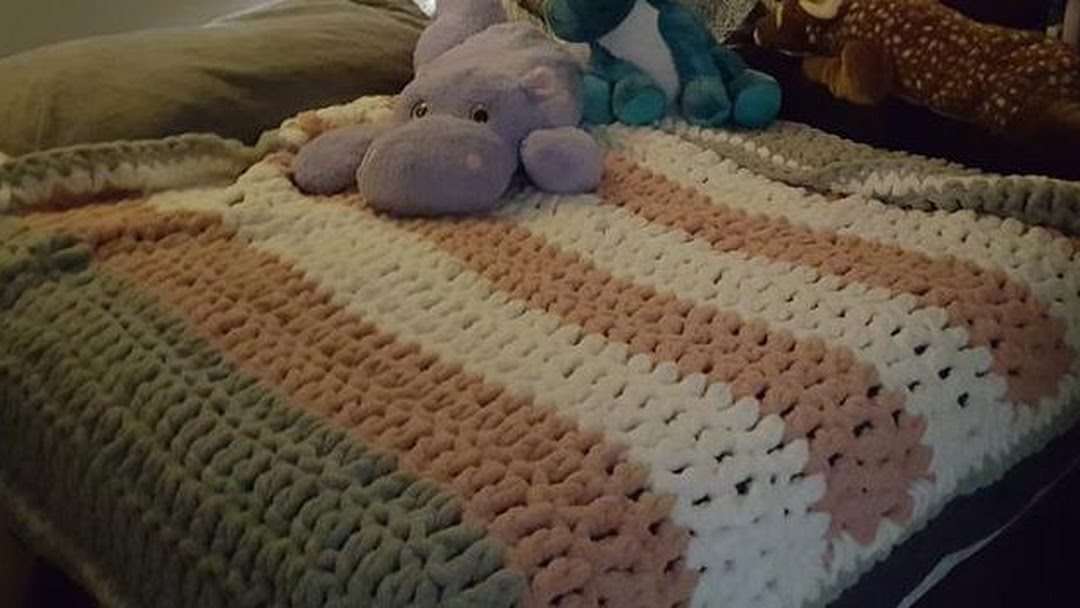 Floof By Fawn Custom Crocheted Weighted Blankets Ya Know