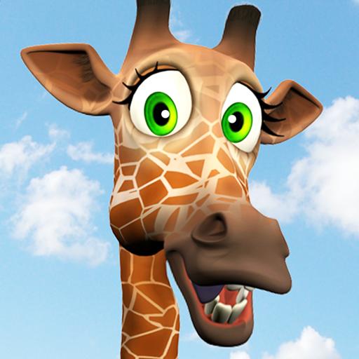Talking George The Giraffe Icon
