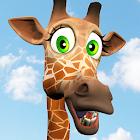 Sprechende Giraffe George icon