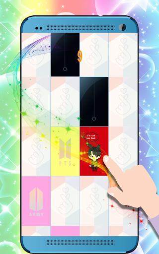 BTS Piano Tiles 1.0 screenshots 3